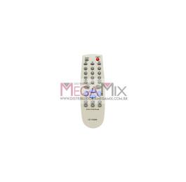 Controle Remoto para Receptor Parabólica VT1000 LE-1000S - Lelong