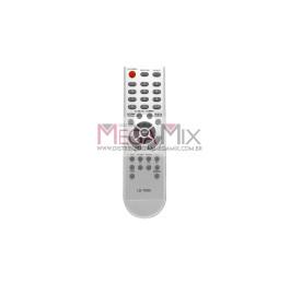 Controle Remoto para TV de Tubo Century LE-7000 - Lelong