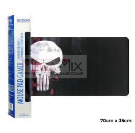 Mouse Pad Gamer 70x35cm (Caveira) 7035C-21 - Exbom