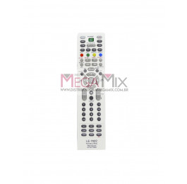 Controle Remoto Universal para TV LG LE-7039 - Lelong
