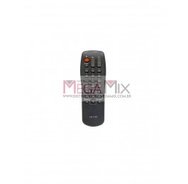 Controle Remoto para TV de Tubo Panasonic LE-7131 - Lelong