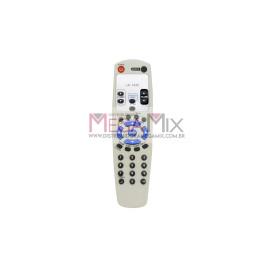 Controle Remoto para TV de Tubo Gradiente LE-7222 - Lelong