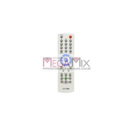 Controle Remoto para Receptor Visiontec VT4000 LE-7566 - Lelong