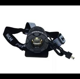 Lanterna Recarregável de cabeça 1Led BM-809 - Bmax