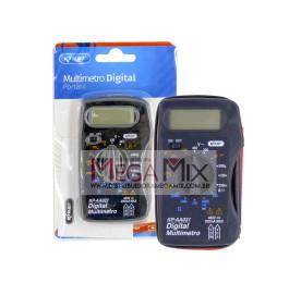Mini Multímetro Digital KP-AA031 - Knup