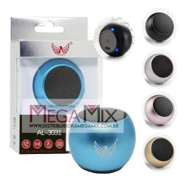 Mini Caixa De Som 3W com Bluetooth AL-3031 - Altomex