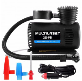 Mini Compressor De Ar Au601 - 12v - Multilaser