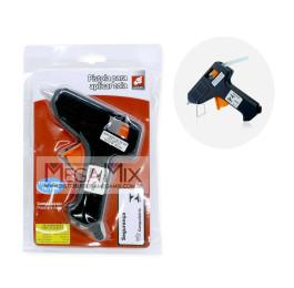Pistola para Cola Quente Fina Bivolt 10W BR-58251-4D - Barcelona