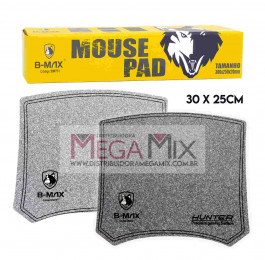 Mouse Pad Gamer 30x25cm BM761 - Bmax