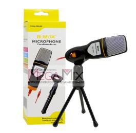 Microfone Condensador BM-888 - Bmax