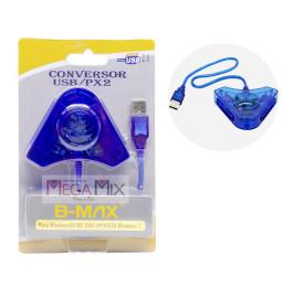 Conversor USB + PX2 BM226- B-Max