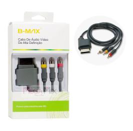 Cabo Áudio e Vídeo Xbox Slim BM504 - Bmax
