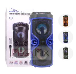 Caixa de Som Bluetooth 20W D-S13 - Grasep