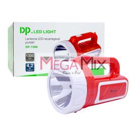 Lanterna Recarregável 01 Led DP-7306