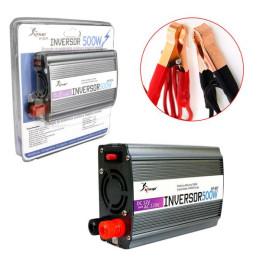 Inversor de Potência 500W - 220V - 12V DC KP-507A - Knup