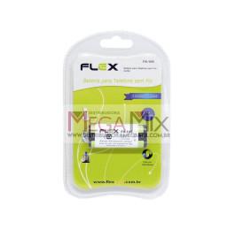 Bateria para Telefone Sem Fio 2.4V 830mAh FX-105 - Flex