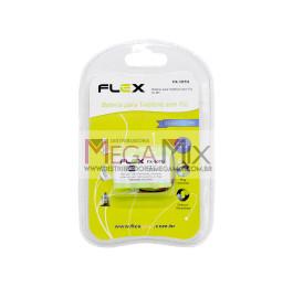 Bateria para Telefone Sem Fio 3.6V 400mAh FX-107U - Flex