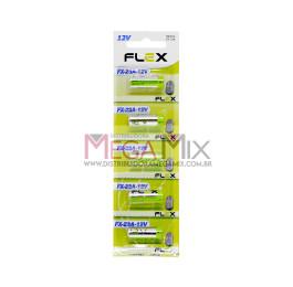 Pilha Alcalina FX-23A-12V - Flex