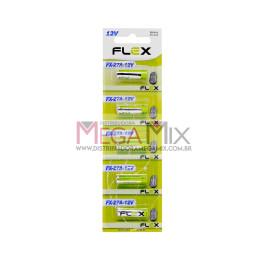Pilha Alcalina FX-27A-12V - Flex