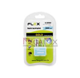 Pilha AA Recarregável c/2 2800mAh FX-AA28LB2 - Flex