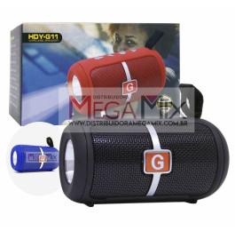 Caixa de Som Bluetooth 3W HDY-G11