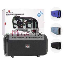 Caixa de Som Bluetooth 12W D-G123 - Grasep