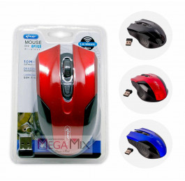 Mouse sem Fio 2.4G G14 - Knup
