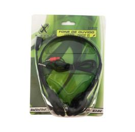 Fone de Ouvido com Microfone XC-HS-12 - X-cell