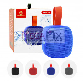 Caixa de Som Bluetooth 5W RMS KA-8507 - Kapbom