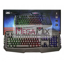 Teclado Gamer Led KP-2041 - Knup