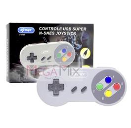 Controle USB Super Nintendo KP-3124 - Knup