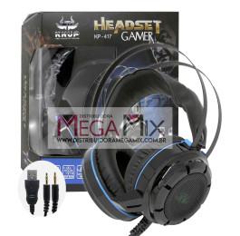 Fone de Ouvido Headset Gamer 7.1 KP-417 - Knup