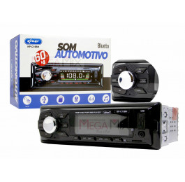 Som Automotivo com Bluetooth KP-C15BH - Knup