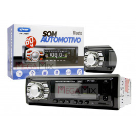 Som Automotivo com Bluetooth KP-C16BH - Knup