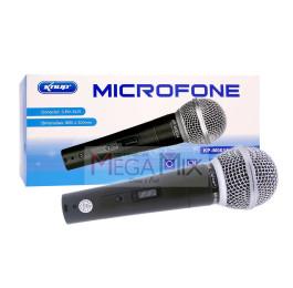 Microfone Profissional Com Fio KP-M0014 - Knup