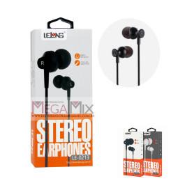 Fone de Ouvido c/Microfone LE-0213 - Lelong
