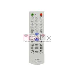 Controle Remoto Universal para TV de Tubo LE-620 - Lelong