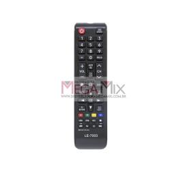 Controle Remoto para TV SAMSUNG LE-7003 - Lelong