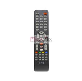 Controle Remoto para TV TOSHIBA LE-7018 - Lelong