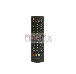 Controle Remoto para TV LCD LG  LE-7027 - Lelong