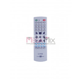 Controle para DVD Universal LE-7035 - Lelong