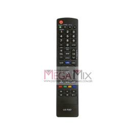Controle Remoto para TV LCD LG LE-7057 - Lelong