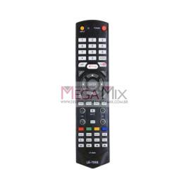 Controle Remoto para TV LED/LCD  Toshiba LE-7093 - Lelong