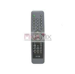 Controle Remoto para TV de Tubo CCE LE-7128 - Lelong
