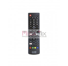 Controle Remoto para TV LCD/Smart LG  LE-7260 - Lelong