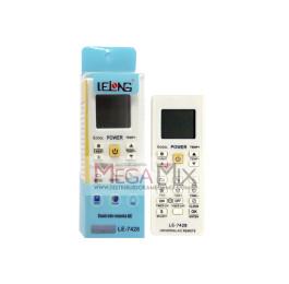 Controle Remoto Universal para Ar Condicionado LE-7428 - Lelong