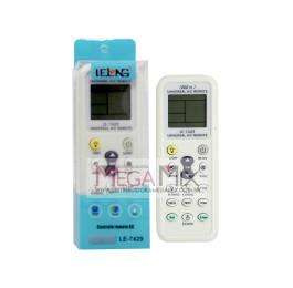 Controle Remoto Universal para Ar Condicionado LE-7429 - Lelong
