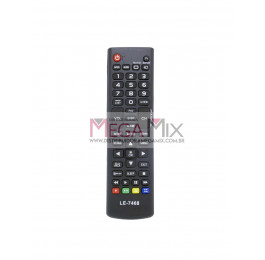 Controle Remoto para TV LG LE-7468 - Lelong