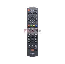 Controle Remoto para TV Smart Panasonic LE-7513 - Lelong
