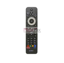 Controle Remoto para TV Smart Philips LE-7517 - Lelong